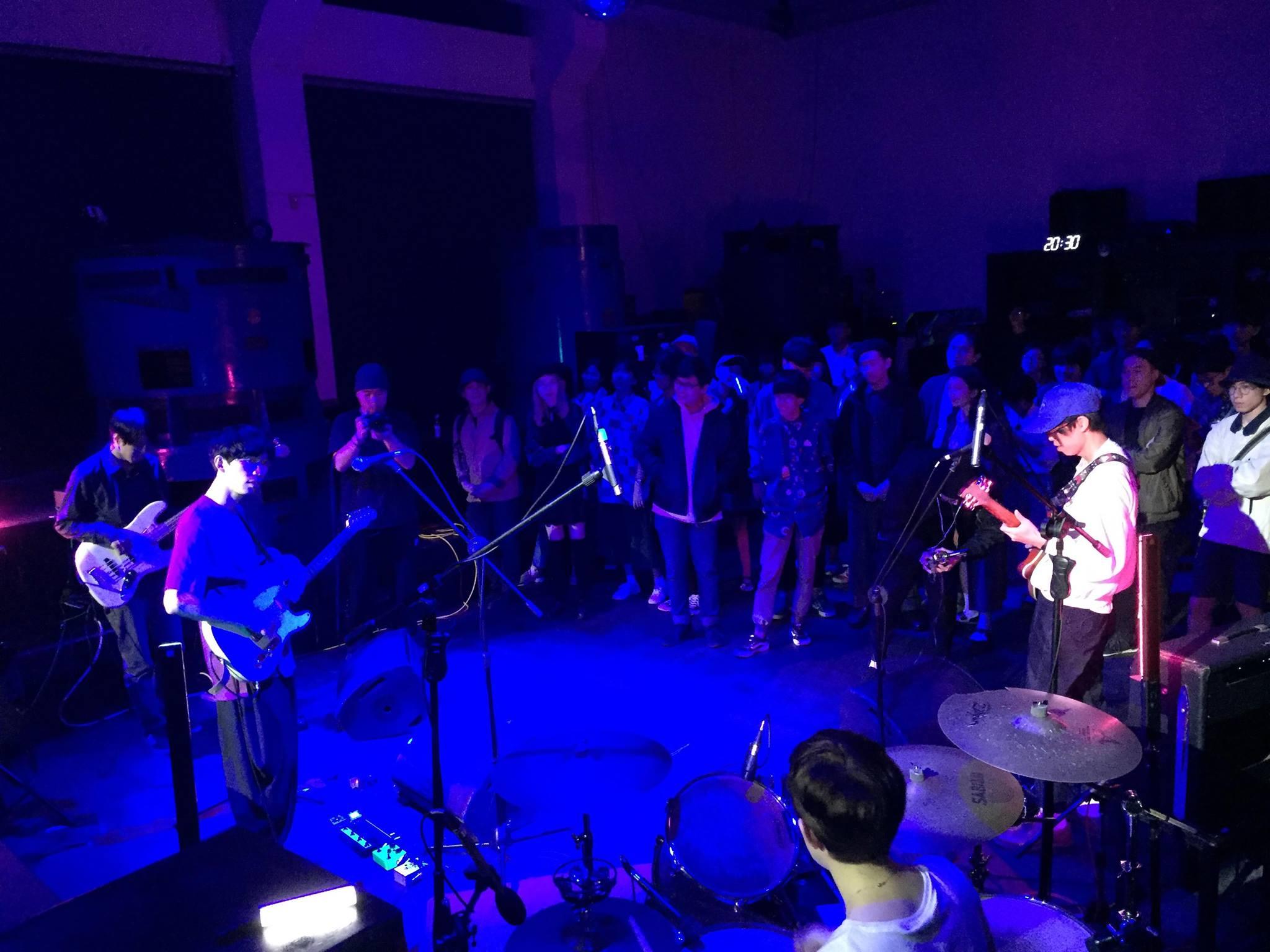 圖片來源:Pipe Live Music 水管音樂FB